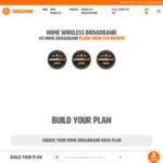Tangerine Telecom NEW 500/1000GB Home Wireless Plans ($69/ $89.90)