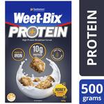 Weet-Bix Protein Honey 500g $3 (1/2 Price) @ Coles
