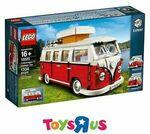 "LEGO 10220 Creator Volkswagen T1 Camper Kombi Van $124.76 Delivered @  Toys ""R"" Us eBay"