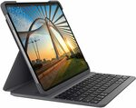 """Logitech Slim Folio PRO for iPad Pro 12.9"""" (3rd and 4th Gen) - $135.92 + $16.68 Delivery (Free with Prime) @ Amazon UK via AU"""