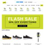 30% off Everything @ Tennis Gear