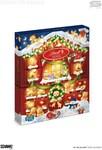 50% off Lindt Teddy & Friends Advent Calendar 172g $9.98 @ David Jones (C&C/Free Shipping $50 Spend)