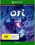 [XB1] Ori and The Will of Wisps $14 @ JB Hi-Fi
