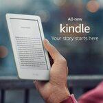 Amazon Kindle with Front Light $119 Delivered @ Amazon AU