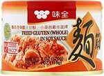 Wei Chuan Fried Gluten & Fried Gluten with Peanuts (OOS) in Soy Sauce 170g Can $2.37 Each + Shipping ($0 with Prime) @ Amazon AU