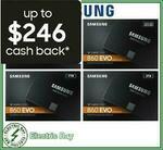 [Afterpay] Samsung 860 EVO 1TB SATA Internal SSD $127.20 + $32 Cashback ($95.20 after Cashback) @ Shallothead eBay