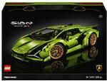 LEGO Technic Lamborghini Sián 42115 US$299.99 (A$382.34), Bugatti Chiron 42083 US$279.99 (A$356.85) + US$2 Shipping @ Zavvi US