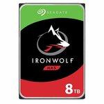 "Seagate ST8000VN004 8TB IronWolf 3.5"" SATA3 NAS Hard Drive $289, ($0 to Metro/ NSW C&C) @ Mwave"