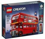 LEGO 10258 Creator London Bus $149 + Delivery @ Toys R US