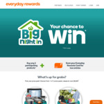 Win a Party or Relax Pack Worth $8,099 from Everyday Rewards
