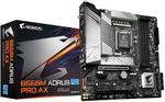 Gigabyte B560M AORUS PRO AX mATX Motherboard $135 (1/2 Price) + Shipping @ Rosman Computers