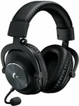 Logitech G PRO X LIGHTSPEED Wireless Gaming Headset $268 + $7.95 Delivery or $0 C&C @ Harvey Norman