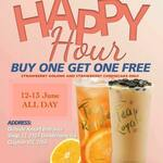 [VIC] Buy One Get One Free @ Tea Royale, M-City Clayton