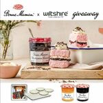 Win a Wiltshire Brownie Pan, 4 Pie Dishes, Baking Tray, Conserves, Apron, Oven Mitt + More from Bonne Maman