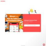 $15 Bonus on $5 Spend (New Customers Only) / $3 Bonus on $30 Spend (Exp) via OzBargain Perks @ ShopBack App (Excl Gift Cards)