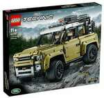 LEGO 42110 Technic Land Rover Defender $209 Delivered @ Target AU