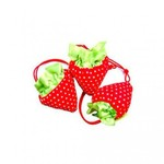 Freebie-Unique Strawberry Foldable Reusable Bag for $0 + Free Shipping (100 Pcs Limited)