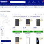 thecoopidea iPhone XS/XS Max Wallet Case from $1.77 + Delivery ($0 in-Store/ C&C/ Metro with $55 Order) @ Officeworks