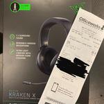 [VIC, WA, SA] Razer Kraken X Wired Gaming Headset $34.30 @ Officeworks