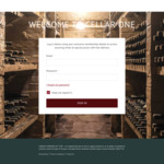 10% off Sitewide e.g. Grant Burge Filsell Shiraz 2018 6pk $144 Delivered ($24/bt) @ Cellar One [Free Membership Required]