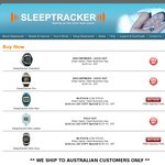 SleepTracker Clearance #1 Selling Award Winning Sleep Monitor FREE SHIPPING
