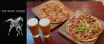 $45 for Unlimited Gourmet Pizza & Premium Beer for Two @ The Whitehorse, Surry Hills [NSW]