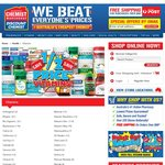 Chemist Warehouse Boxing Day 50% Vitamins (until 6th January 2013)