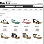 Shoe Box Stocktake Sale - up to 65% off