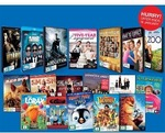 25% off DVDs and Blu-Rays at Target