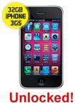 iPhone® 3GS 32GB Unlocked - Black (Refurbished by EB Games) $198