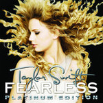 Taylor Swift Fearless (Platinum Edition) iTunes LP with 10 Music Videos/Behind The Scenes $13.99