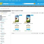 Samsung Galaxy S4 i9500 Black or White $699 + Shipping at Unique Mobiles for 48 Hours