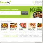 Menulog $10 Off Your First Order ($20 Minimum Order)
