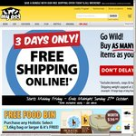 Free Shipping Australia Wide at My Pet Warehouse