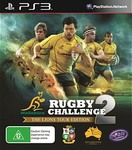 Rugby Challenge 2 - The Lions Tour Edition PS3 $39 @ JB HI-FI