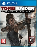 Pre Order Tomb Raider Definitive Edition Game PS4 - $62.99 Dollars