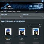 Gaspari Myofusion Probiotic 4.53kg Vanilla $114.90 & Gaspari Real Mass 2.72kg $39.90 & 5.44kg $59.90