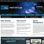 Net Virtue - 70% off All Australian Shared Hosting Services - from as Low as $1.48 P/M!