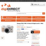 Olympus EPM2 Camera Single Lens Kit $299 + $15.90 Shipping from digiDIRECT