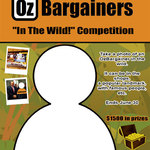 Win $500 / $300 / $100 of Gift Cards or Via PayPal from OzBargainers in The Wild Competition