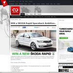 Win a Skoda Rapid Car Valued at $19,990 from SBS