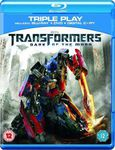 Transformers 3 Blu-Ray: Dark of The Moon (Includes DVD) £2.99 + £0.99 Delivery ($7.40 AU) @ Zavvi