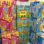 Jumbo Huggies Nappies (Toddler, Walker) +8 BONUS Nappies $24.99 @ IGA (Taren Point NSW)