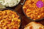 $29.75 for a 3 Course Indian & Pakistani Meal with Drinks for 2 People @ Himalaya Liverpool NSW via Groupon