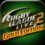 [iOS] Rugby League Live 2: Gold Edition $2.49 Was $10.99