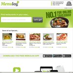 Menulog 9% Off [Friday 24 July Only]