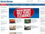 HarveyNorman Half Year Clearance*