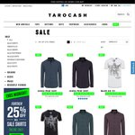 Tarocash: Further 25% off Sale Shirts. Online Only. Ends Midnight Tonight