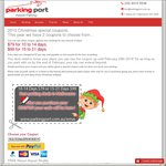 Parking Port Melbourne Airport Parking Coupons $79 for 10 to 14 Days. $99 for 15 to 21 Days