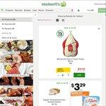1/2 Price Turkey: Woolworths 3kg $15 / 4kg $20, Ingham 5kg $25, 6kg $30 + More @ Woolworths